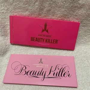 Jeffree Star Beauty Killer lightly swatched
